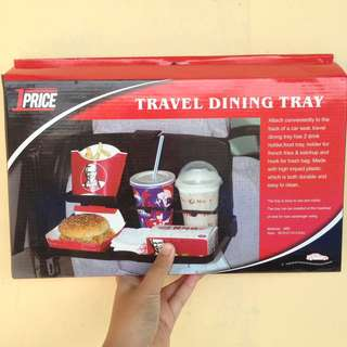Travel Dining Tray