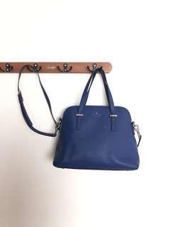 Kate Spade blue handbag