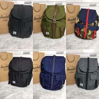 For sale Authentic Quality Herschel Dawson 13L