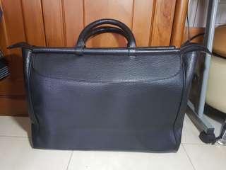 ❤Handcarry /tas koper jinjing hitam