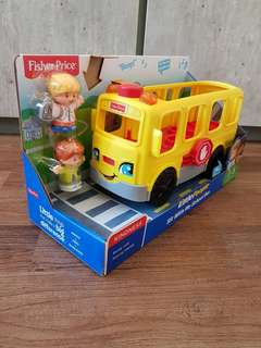 Brand New: Fisher Price Little People Bus