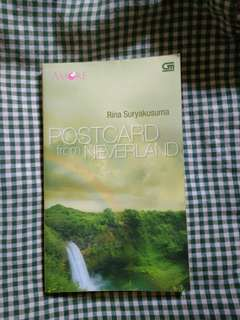 Postcard from neverland by rina suryakusuma