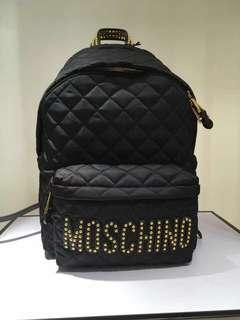 Moschino Backpack大號中號