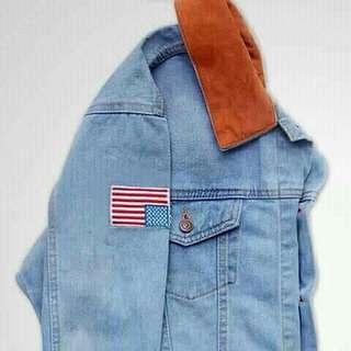 jacket jeans dilan