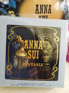 Anna Sui 超夢幻童話獨角獸香水套裝