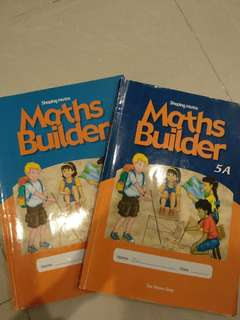 Shaping Maths : Maths Builder