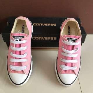 Converse size 33 Ori