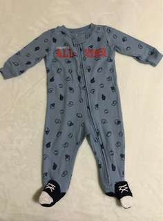 Carters Frogsuit