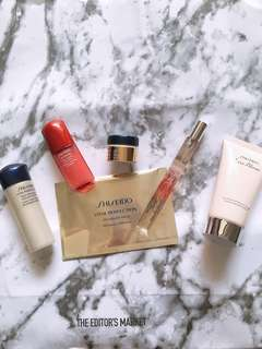 SHISEIDO Vital-Perfection// Everbloom pack