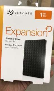Seagate external hard disk 外置硬碟