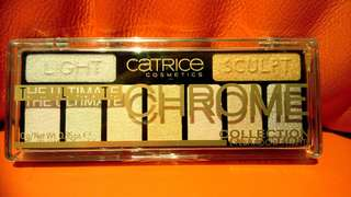 New! Catrice The Ultimate Chrome Eyeshadow