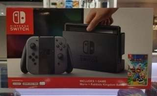 Nintendo Switch for trade in specials