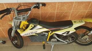 Mx650 electric motorbike