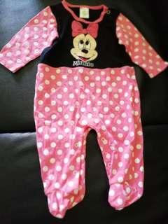 Baby Romper Pink