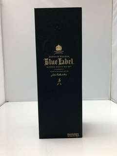 Johnnie Walker Blue Label 吉盒一個