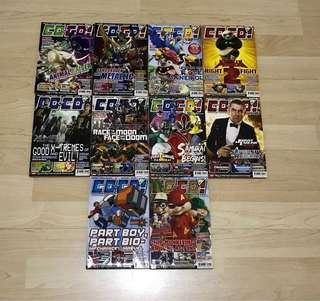Coco magazines