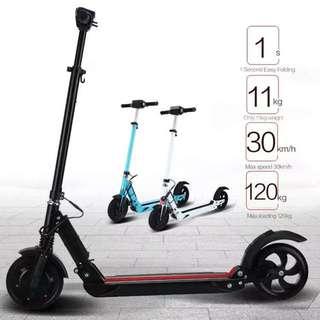 Urban Cruiser - Executive's Series (E-scooter!) (36V, 350W) (LTA Compliant!)