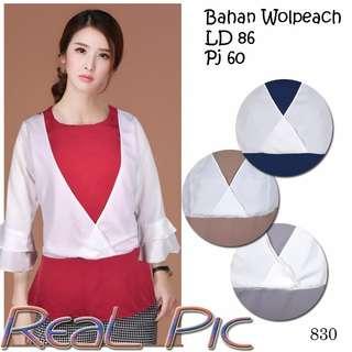 vf blouse adelina