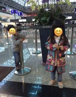 🚚 Christy&Fang 台灣設計師童裝 女童 外套