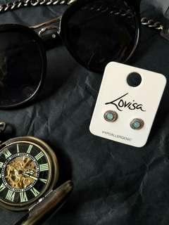 🚚 【全新】Lovisa 復古貼耳耳環 全新 共四款