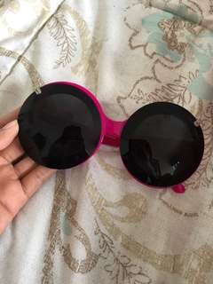 Glasses mickey