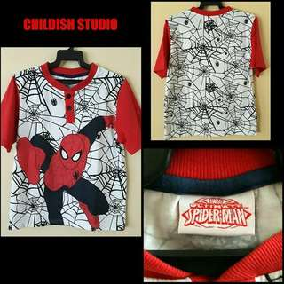 ULTIMATE SPIDERMAN Official Merchandise T-shirt for kids age 7 years old.
