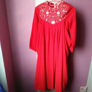 *Raya Sale* Dress Kanak2 murah