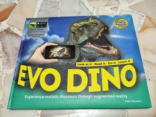 EVO DINO (3D Augmented Reality)