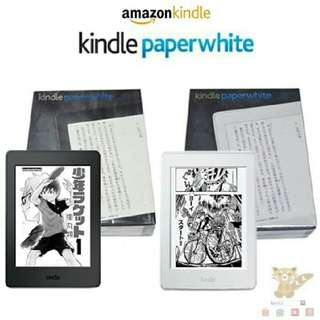 Amazon Kindle Paperwhite 32GB Manga (No Ads) Limited Edition Japan e-reader
