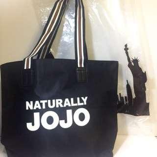 🚚 🇺🇸降價💕Naturally jojo 時尚大購物包