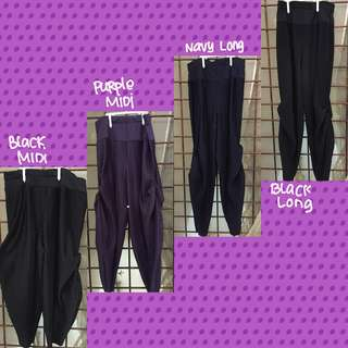 Shaquille Pleats All Size