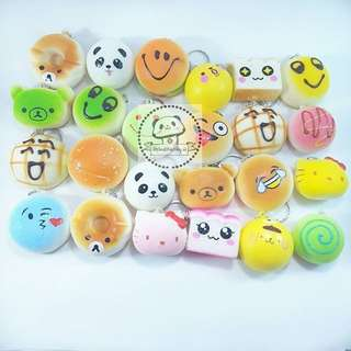 Squishy paket 24 pcs