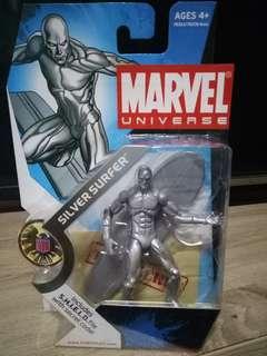 Marvel universe silver surfer
