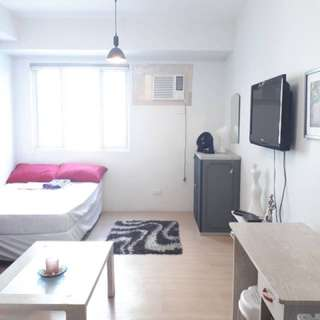 Mplace Fully Furnished Condo Studio Unit