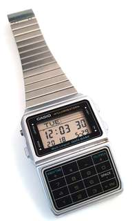 Casio Calculator Watch DBC611