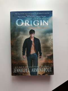 Origin by Jennifer L. Almentrout