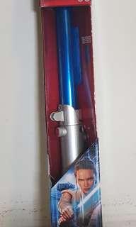 Brand new! Star Wars Rey (Starkiller Base) Electronic Lightsaber
