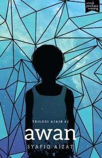 TRILOGI AJAIB #2 - Awan , Syafiq Aizat