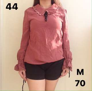 Affordable Polo Blouse for women