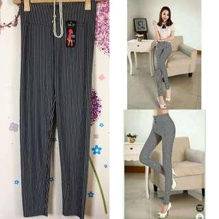 🆕 Korean stretchable pants