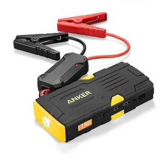 ANKER PowerCore Jump Starter 600 三合一救車充電寶
