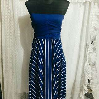 Catalina Blue Dress (150 only!!!)