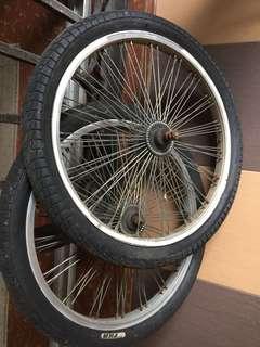 BMX Drift rim