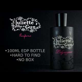 Lady Vengeance Juliette has a gun 100ml original