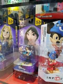 Disney Infinity Figures!