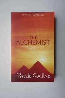 The Alchemist by Paolo Coelho