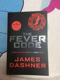 The maze runner:the fever code