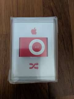 Apple iPod Shuffle 1GB Product [RED]