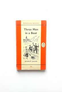 Three Men In A Boat (Jerome K.Jerome)
