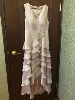 Evening Dress / pre wedding dress